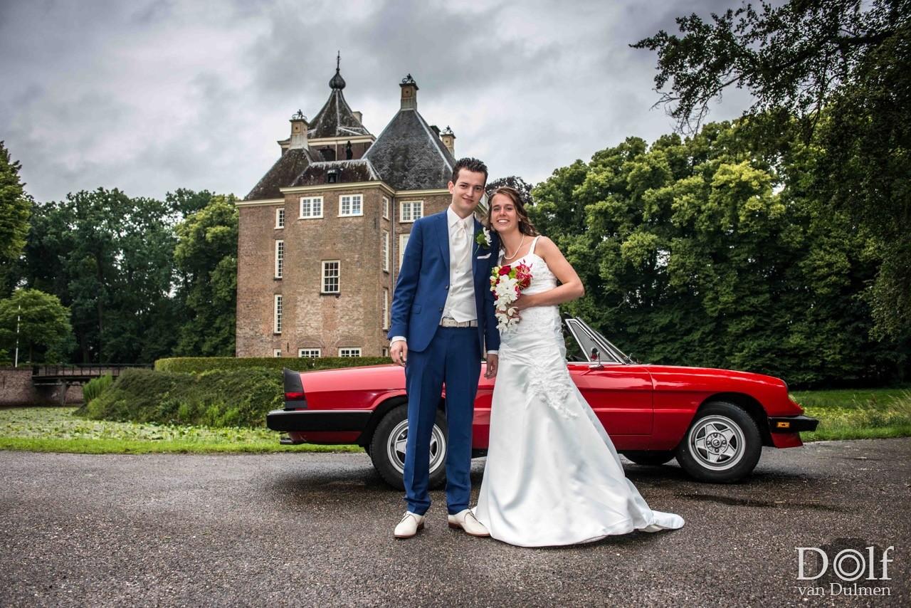* CHRIS EN MAAIKE *  01-07-2016 een prachtige dag beleefd met dit mooie bruidspaar!