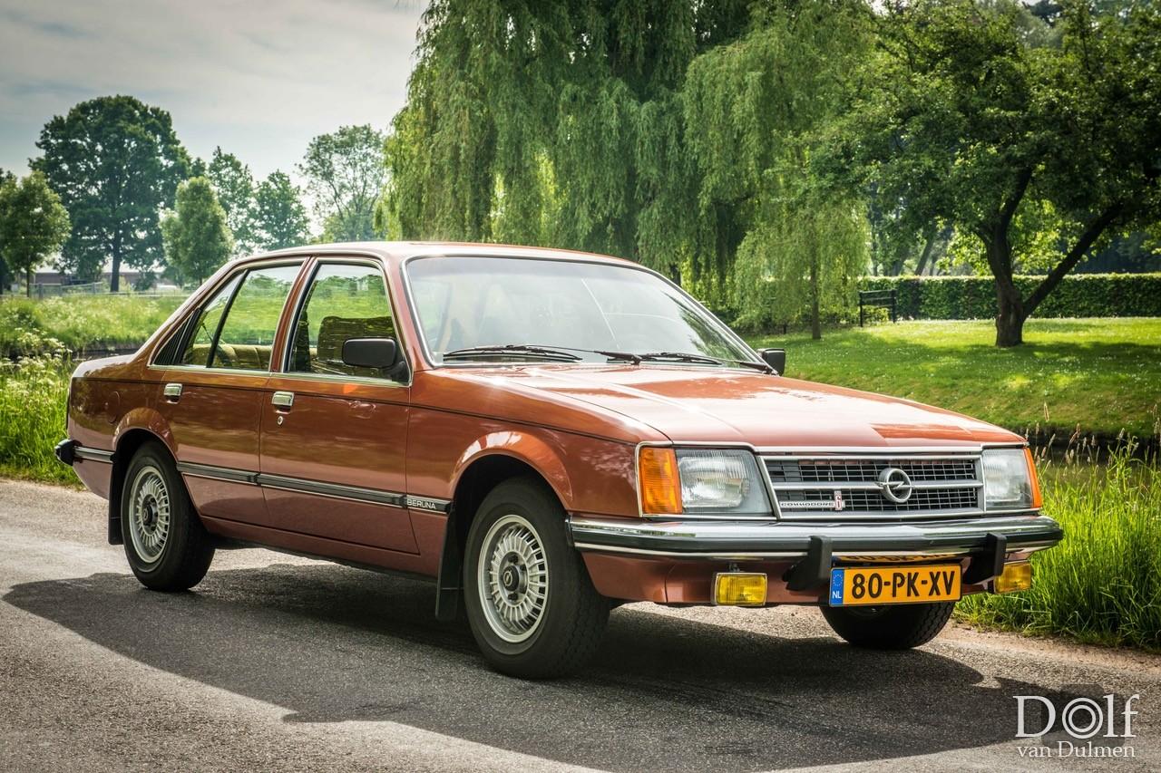 * OPEL COMMODORE * Prachtig onderhouden auto uit 1979, genieten voor de liefhebbers!