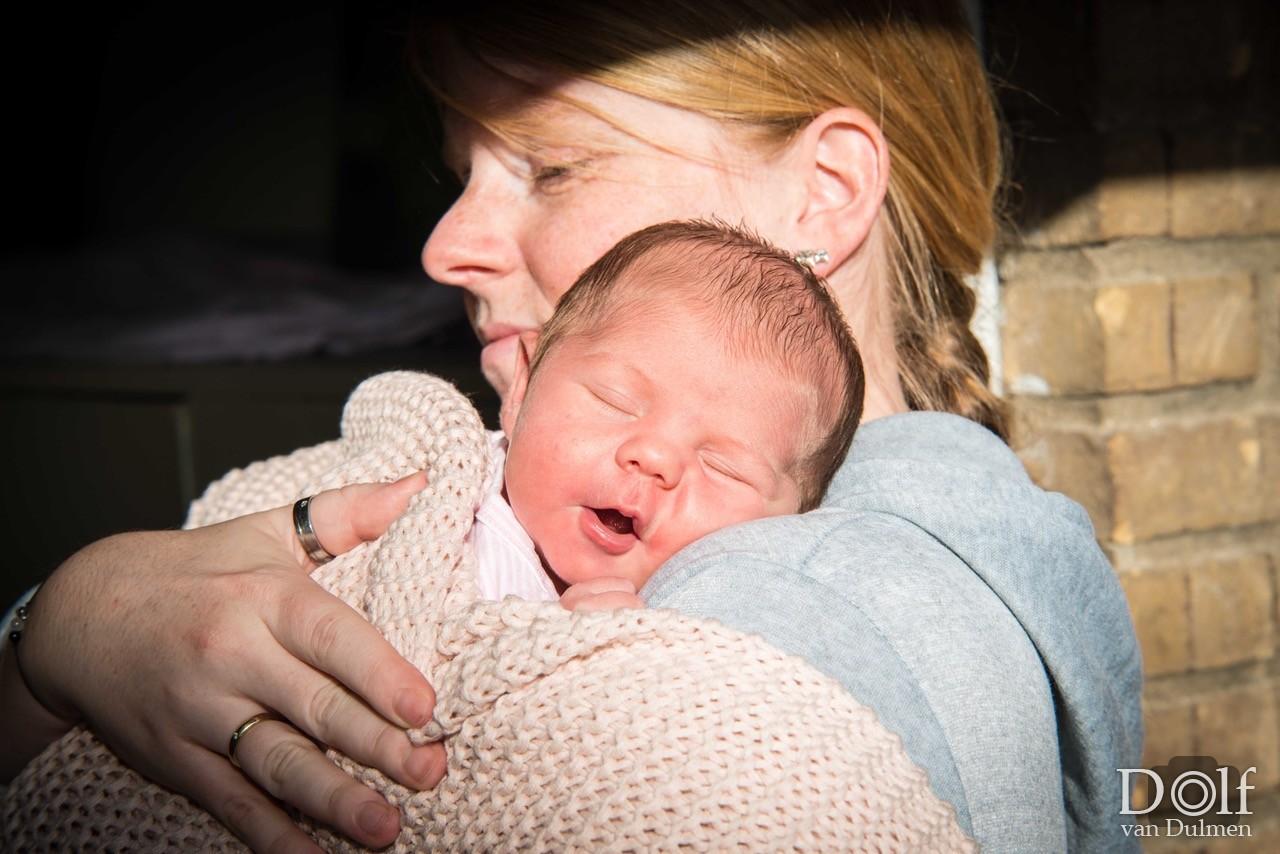 * HOPE * Het begin van een prachtig nieuw leven. Mama June en Papa Remco van harte gefeliciteerd!