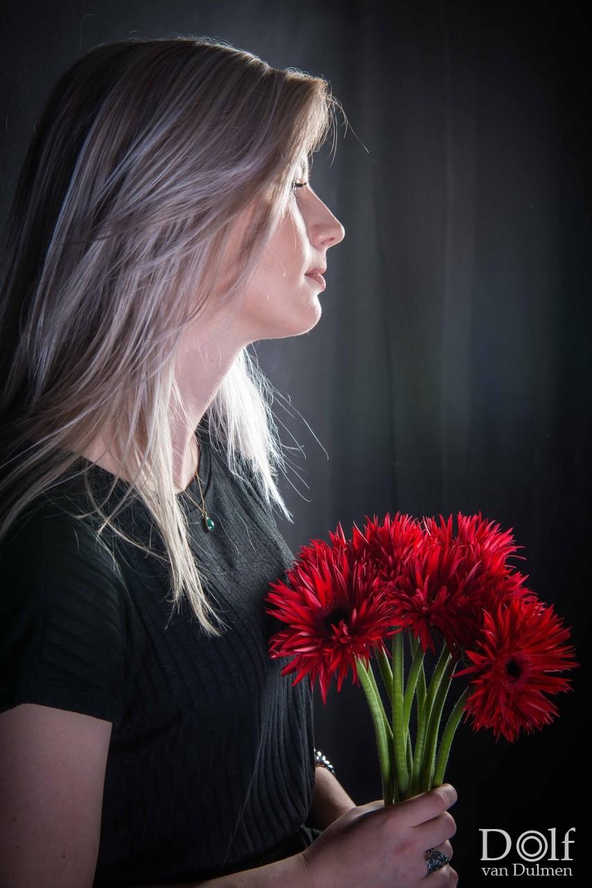 * PATRICIA * Portret shoot met een bijzonder leuke jongedame! dank je wel Patricia
